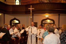 Ordination procession