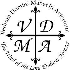 Image result for verbum domini manet in aeternum
