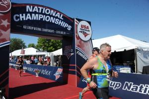 National Championships run Cleveland